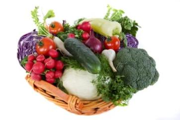 Veggies in basket - compressed